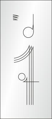 abstract изображение для пескоструя абстракция