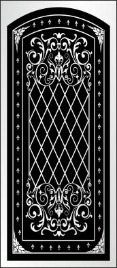 classical ornament изображение для пескоструя классический орнамент