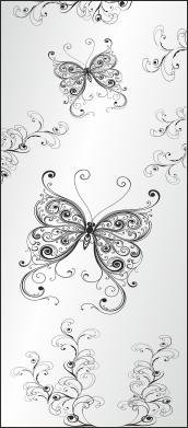 curls изображение для пескоструя классический узоры