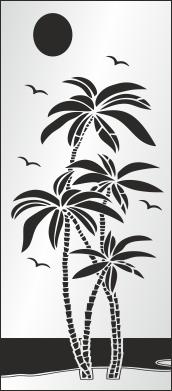 landscape изображение для пескоструя пейзаж